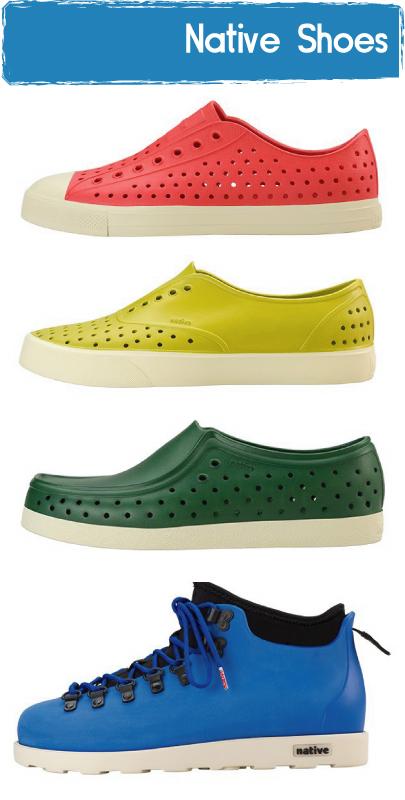 Vegan Shoes: Native Shoes