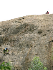 20090727_G9_IMG_2959 (Gogolcat) Tags: india climbing ramanagaram
