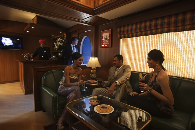 Maharaja Express facilities