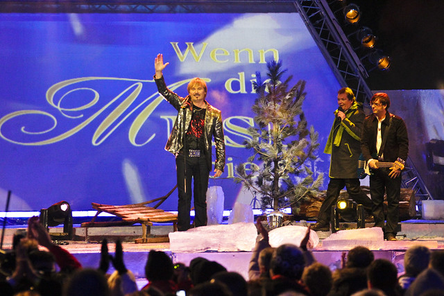 Wenn die Musi spielt - Winter Open Air 2011 - von Flickr/badkleinkirchheim