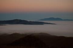 EBRPD - Mission Peak - Sunol Peak and Diablo from Summit Photo