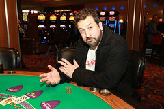 Joey Fatone at the Hard Rock Cafe at Seminole Hard Rock Hotel & Casino Tampa (Seminole Hard Rock Hotel & Casino - Tampa) Tags: tampabay casino styx hardrock hardrockcafe nsync hardrockcasino nickyhilton joeyfatone alilandry tommyshaw samantharonson stephaniepratt djsamantharonson seminolehardrocktampa
