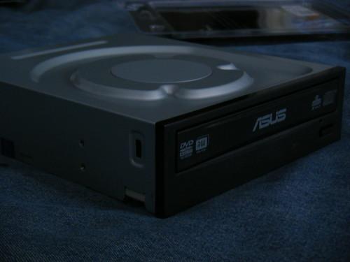 ASUS DVD burner