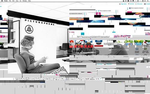 Broken desktop