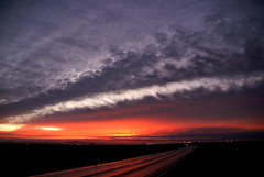 Red at the Horizon (little_frank) Tags: road morning light red sky panorama orange cloud black color colour reflection nature beautiful beauty contrast dark way wonder landscape island iceland islandia fantastic scenery europe nuvola silent view place natural cloudy alba horizon north dream dramatic surreal peaceful line east special beginning fantasy cielo stunning oriente nordic fabulous marvel northern pure rosso far breathtaking luce impressive nube capodanno reykjanes est vastness islande 2010 reddish mattino breathless islanda irreal nuvoloso immensity porpora the4elements sland estremit