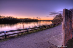 cometh our twilights goeth our audiences (gobayode photography...times) Tags: lake nature water landscape manchester twilight serenity parkbench emptiness emptybench naturalcolors chorltonwaterpark lonelines naturecolours chorltonmanchester twilightcolours laketwilight naturcolors
