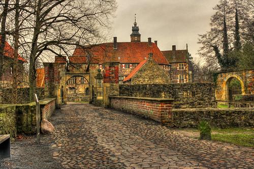 Lüdinghausen - Burg Vischering 01