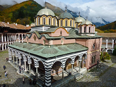 Rila Monastery ( ), Bulgaria (Frans.Sellies (off for a while)) Tags: heritage church iglesia kirche unescoworldheritagesite unesco worldheritagesite monastery bulgaria rila orthodox glise unescoworldheritage monasterio monastere klooster kloster worldheritage weltkulturerbe whs bulgarie worldheritagelist welterbe bulgarije bulgarien  kulturerbe bulharsko bulgaristan patrimoniodelahumanidad unescowhs  patrimoinemondial  werelderfgoed vrldsarv    werelderfgoedlijst verdensarven wolrdheritagelist    ph118          blinkagain  p1280315