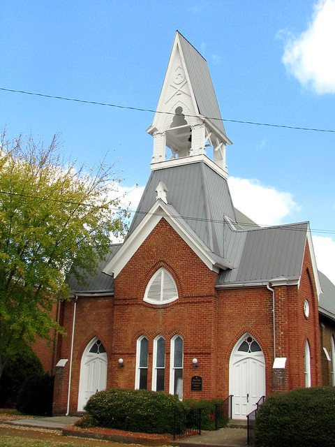 Mars Hill Presbyterian Church - Athens