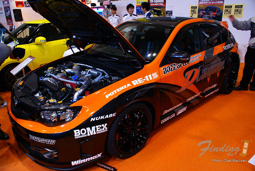 Bozz Speed`s new GRB Time Attack Car