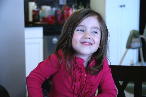 Eliza's 5th Birthday