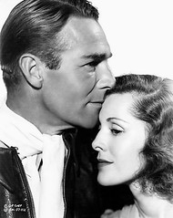Randolph Scott and Frances Dee (Vintage-Stars) Tags: randolphscott francesdee