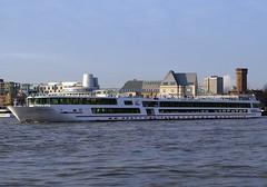Viking Helvetia (3) (Rolf H.) Tags: river ship cologne kln helvetia viking rhine rhein cruises