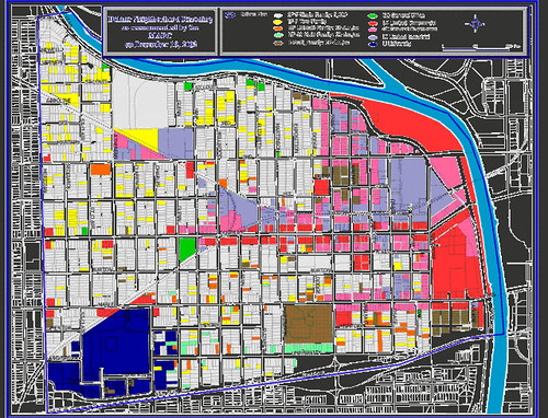 proposed neighborhood zoning in Wichita, KS (by: City of Wichita)