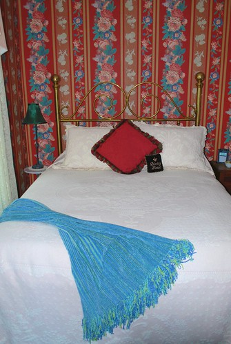 Bed in the Princess Beatrice Room