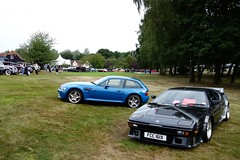 Warren Classic 1st and second place in class. (Seca Blue) Tags: m1zmcoupe zm coupe m1 bmw laguna seca blue