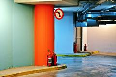 Colours (PattyK.) Tags: parking hotel civitelolympic colours colors colourful october athens ilovephotoraphy nikon nikond3100 amateurphotographer greece griechenland hellas ellada     sign