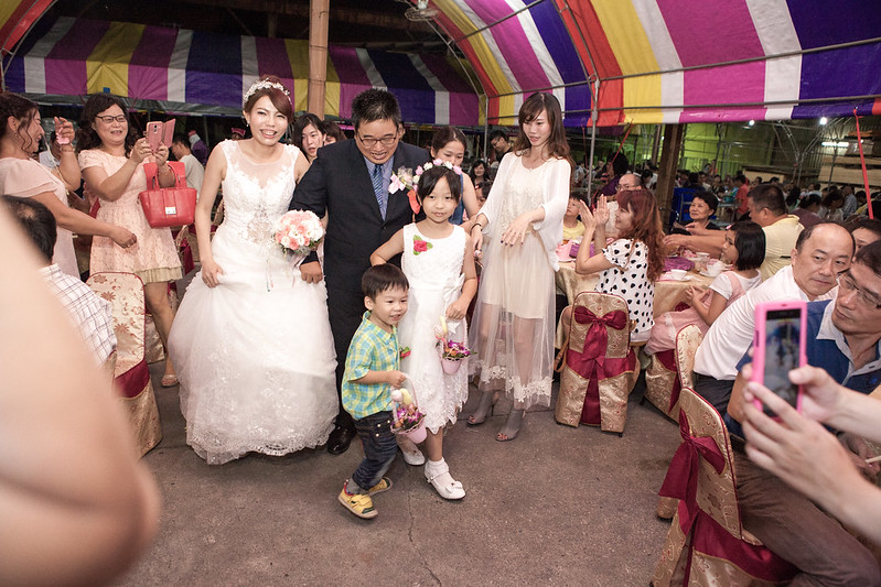孟峰&梵齡 婚禮紀實-307
