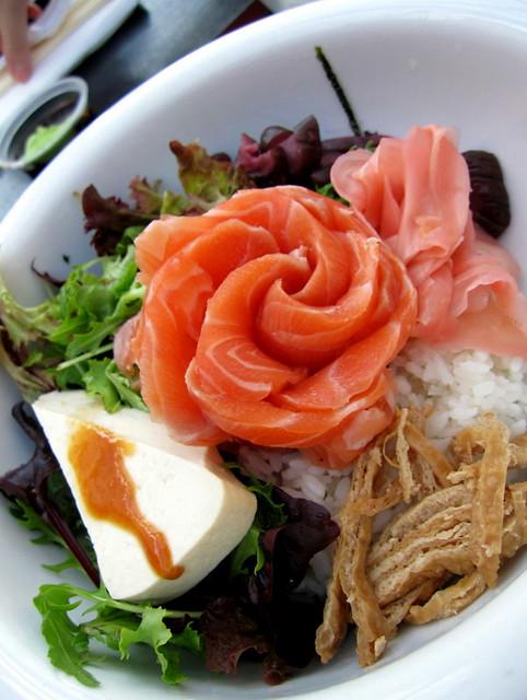 Sashimi from Samurai, Hawthorn