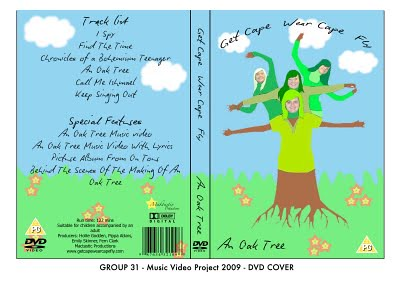 GROUP 31 Music DVD Cover2