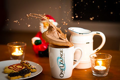 christmas-splaaaash (Sire44) Tags: christmas xmas coffee cookies angel cookie kaffee santaclaus engel splash fabian tschoek