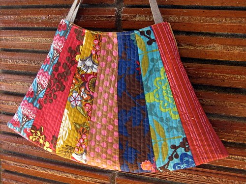 Garden Party Purse (other side