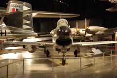 USAF 549 F-86D Sabre (kurtsj00) Tags: museum north american saber usaf afb wrightpatterson f86d