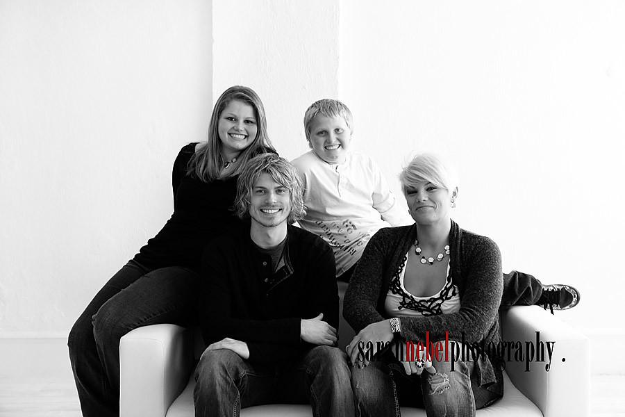 14 . the smith family .
