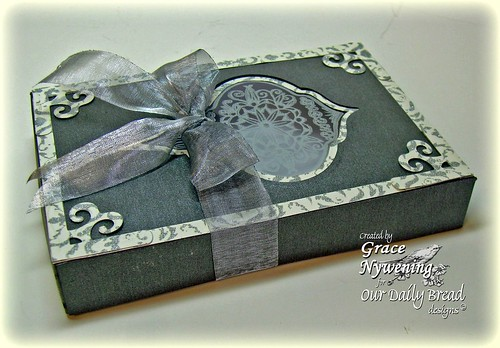 Silver-Ornament-Box