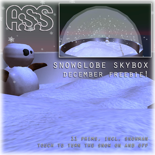 A:S:S - FREE snowglobe skybox!