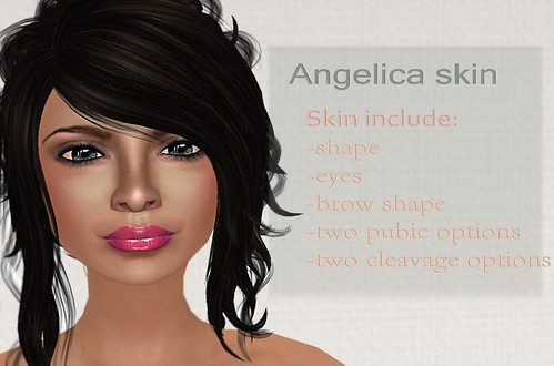 Angelica skin main vendor
