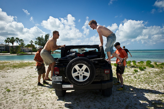 Cayman Camp, 2010
