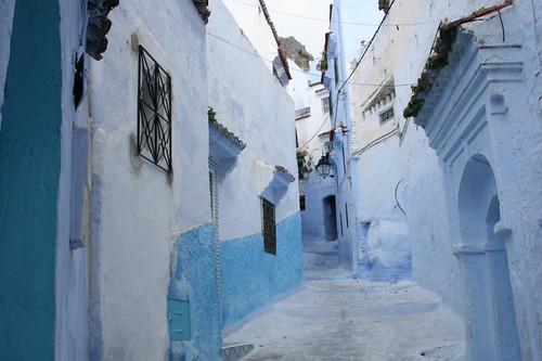 TOP 6 MOROCCO: Chefchaouen