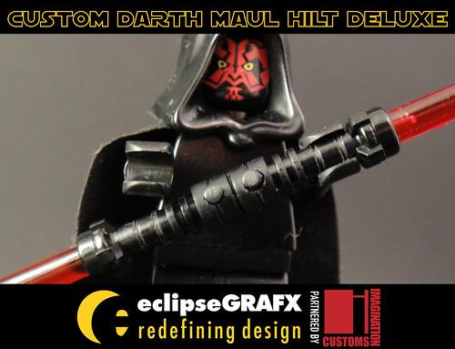 Darth Maul Deluxe Hilt