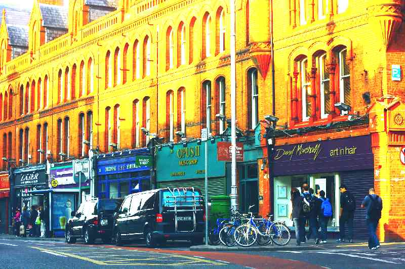 South Great George's Street, Dublin