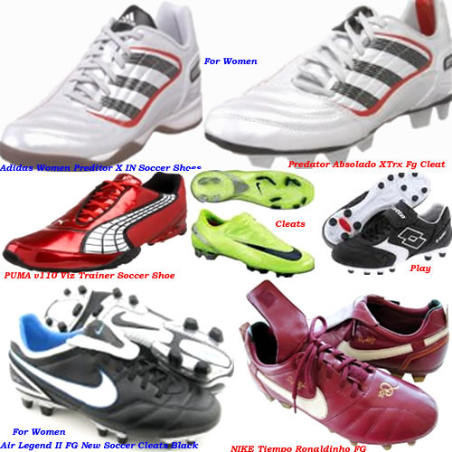 womens soccer shoes