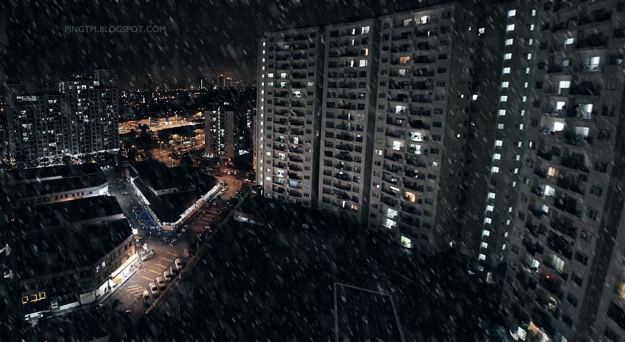 KL Snowing