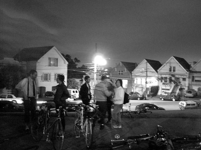 casitas y bicis