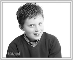4th grade charm (jaki good miller) Tags: boy portrait studio handsome jakigood studioportrait handsomeboy iloveconnor smileportraitof4thgradeboy