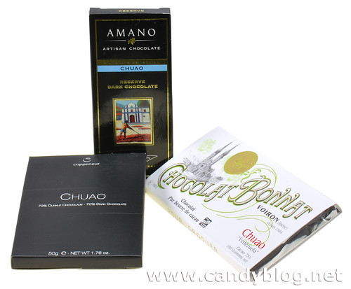 Chuao Collection - Amano, Coppeneur & Chocolat Bonnat