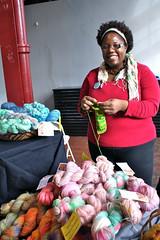 Lady Dye Fiber Arts & Design (Bazaar Bizarre Boston) Tags: winter 2010 winter2010