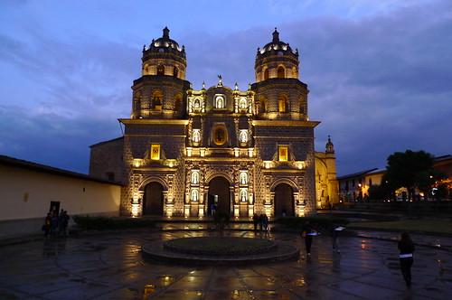 Igelsia San Francisco - Cajamarca, Peru