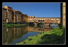 0382 puente vecchio florencia. (Pepe Gil Paradas.) Tags: puente la italia florencia toscana viejo vecchio 0382