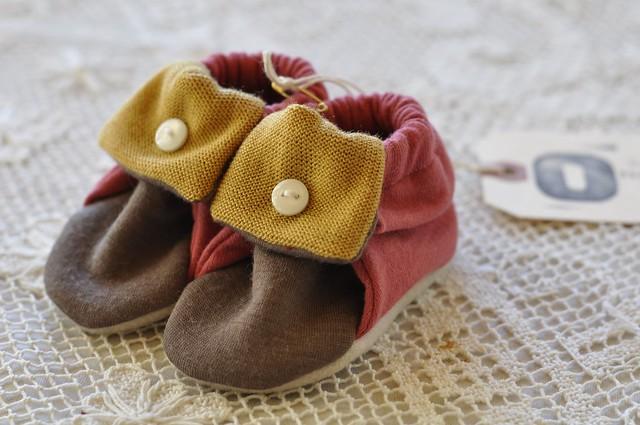 ginger shoe