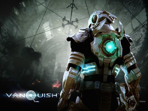 wallpaper games ps3. Vanquish Game Wallpaper
