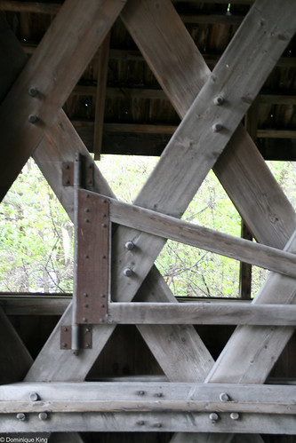 Frankenmuth Michigan covered bridge-3