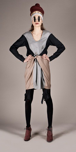 Henrik Vibskov, moda para mujer colección de invierno de Henrik Vibskov, ropa para mujer