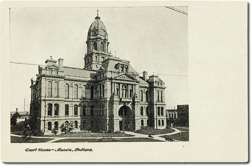 Court House, Muncie, Indiana