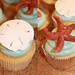 Sea Shell Cupcakes 2