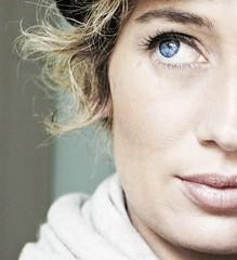 blu (peo pea) Tags: she portrait eyes blu occhi pea ritratto colorphotoaward bestportraitsaoi
